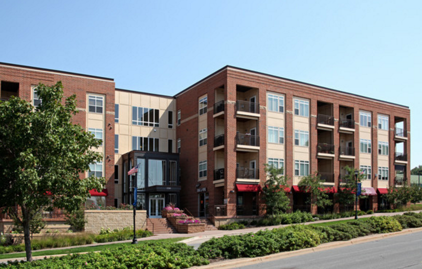 Heart Of The City Apartments Burnsville Mn
